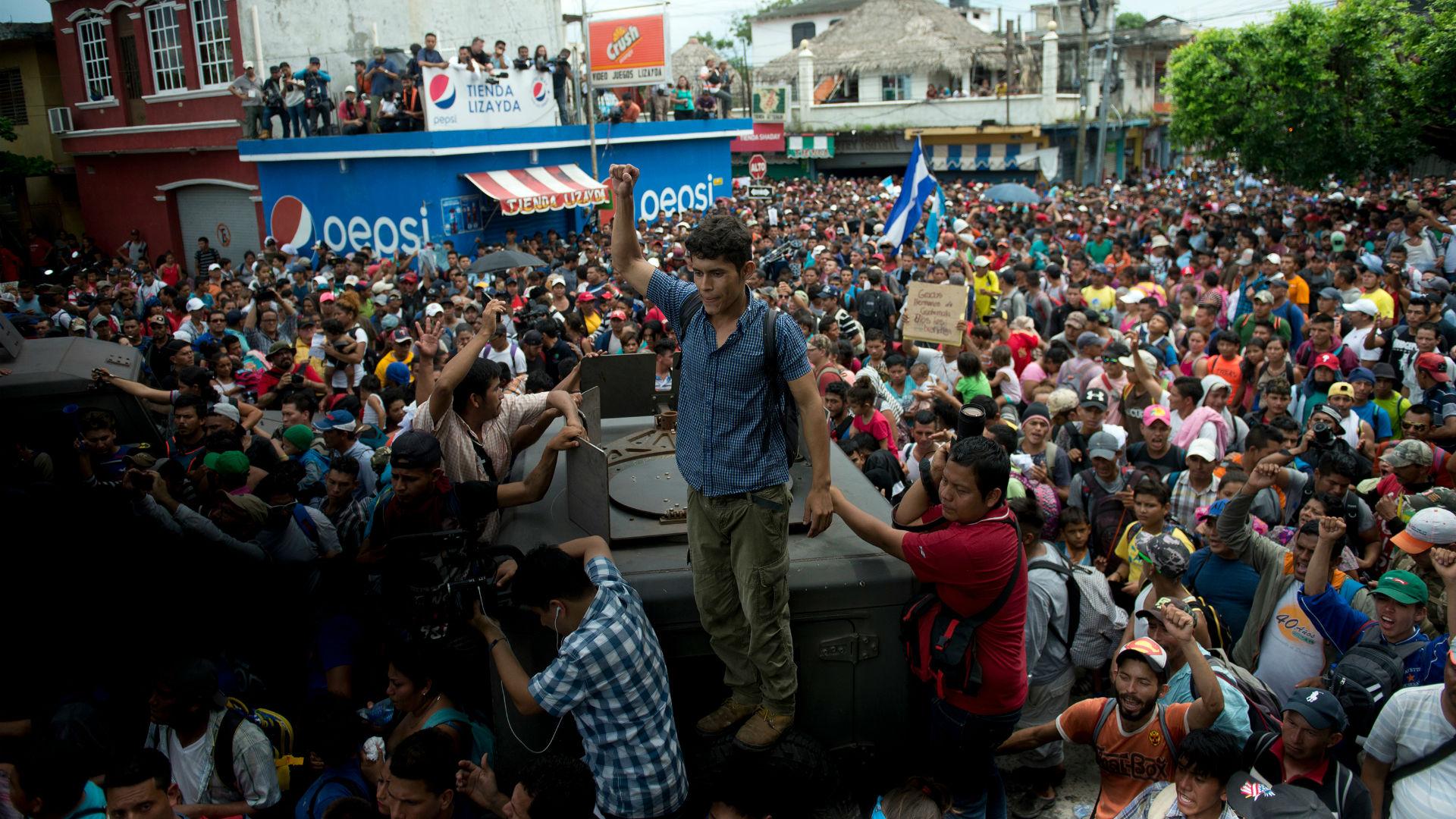 Caravan Crisis – Michael Cutler